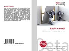 Bookcover of Robot Control