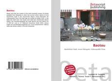 Buchcover von Baotou