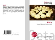 Bookcover of Baozi