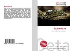 Baphetidae kitap kapağı