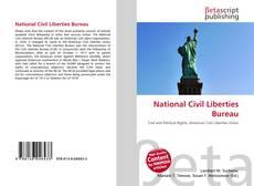 Portada del libro de National Civil Liberties Bureau