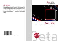Bookcover of Doctor Mist