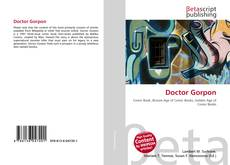 Bookcover of Doctor Gorpon