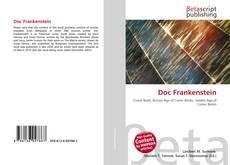 Bookcover of Doc Frankenstein