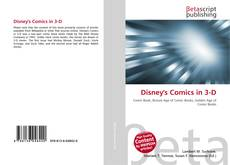 Bookcover of Disney's Comics in 3-D