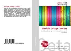 Copertina di Disciple (Image Comics)