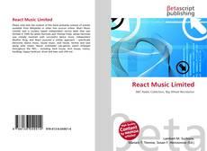 React Music Limited的封面