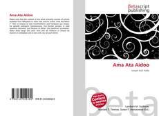 Bookcover of Ama Ata Aidoo