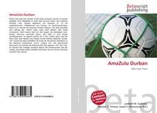 Portada del libro de AmaZulu Durban