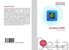 Bookcover of Amadeus (CRS)