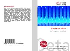 Bookcover of Reaction Hero
