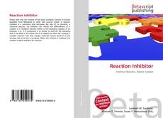 Capa do livro de Reaction Inhibitor