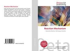 Buchcover von Reaction Mechanism