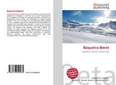 Buchcover von Baqueira-Beret