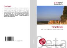 Buchcover von Tara (Israel)