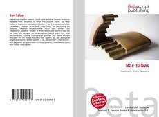 Bookcover of Bar-Tabac