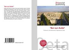"Bookcover of ""Bar-sur-Aube"""