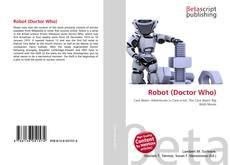 Copertina di Robot (Doctor Who)