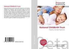 Borítókép a  National Childbirth Trust - hoz