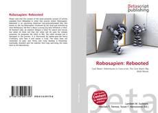 Capa do livro de Robosapien: Rebooted