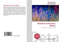 Couverture de Reaction to Darwin's Theory
