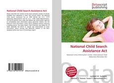 Bookcover of National Child Search Assistance Act