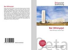 Portada del libro de Bar (Winnyzja)