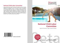 Bookcover of National Child Labor Committee