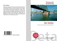 Capa do livro de Bar Harbor