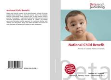 Couverture de National Child Benefit