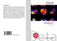 Bookcover of Amadeus V