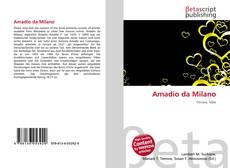 Buchcover von Amadio da Milano