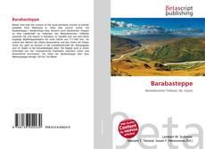 Buchcover von Barabasteppe
