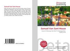 Bookcover of Samuel Van Sant House
