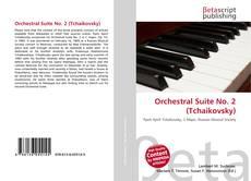 Orchestral Suite No. 2 (Tchaikovsky) kitap kapağı