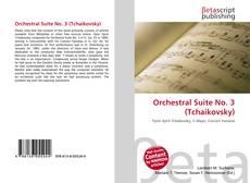 Orchestral Suite No. 3 (Tchaikovsky) kitap kapağı