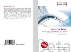 Bookcover of Universal Logic