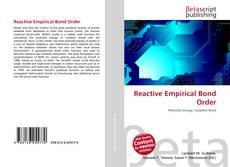 Reactive Empirical Bond Order的封面