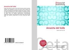 Bookcover of Amaicha del Valle
