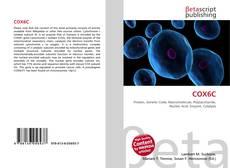 Bookcover of COX6C