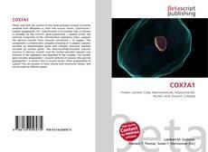 Bookcover of COX7A1