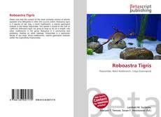 Capa do livro de Roboastra Tigris
