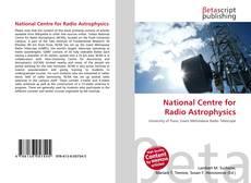 National Centre for Radio Astrophysics的封面