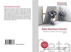 Portada del libro de Robo Machines (Comic)