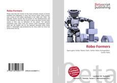 Portada del libro de Robo Formers