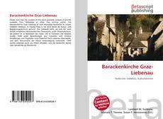 Bookcover of Barackenkirche Graz-Liebenau