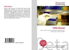 Bookcover of CPM (Gene)
