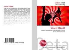 Buchcover von Unrest (Band)