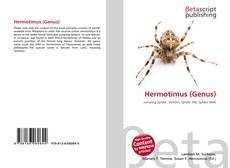 Capa do livro de Hermotimus (Genus)
