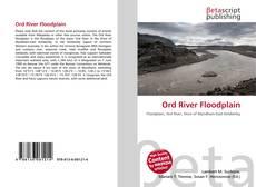 Bookcover of Ord River Floodplain